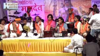 lakhotiya mahdev hit jugal bandi I 2016 I new Rajsthani Live hd  Bhajan I