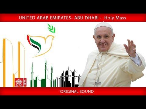 Xxx Mp4 Pope Francis – Abu Dhabi Holy Mass 2019 02 05 3gp Sex