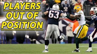 NFL Players Playing Out of Position