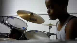 Willie-Tye Tribbett-Everything Will Be Alright(drum cover)