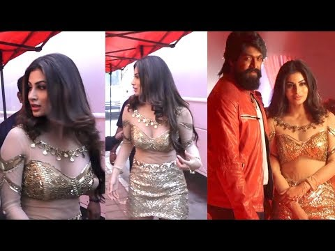 Xxx Mp4 Mouni Roy And K G F Film Actor Yash Promoting Film K G F Chapter 1 3gp Sex