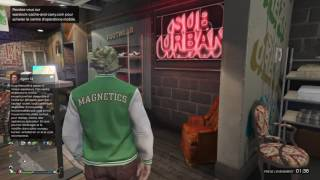 Gang Spinner - Scooby Doo - Gang Double , GTAonline 1. 40