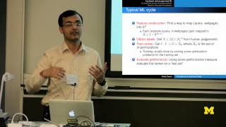 Data Mining - Foundations of Learning to Rank: Needs & Challenges | Lectures On-Demand