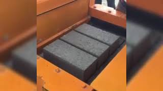 low cost fully automatic fly ash bricks machine