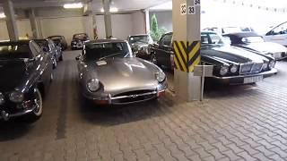 International Jaguar meeting Bohemia Tour 2017