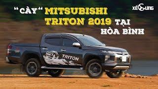 Mitsubishi Triton 2019 quần thảo rừng núi Ba Khan - có đáng giá hơn 800 triệu??? | Xế Cưng