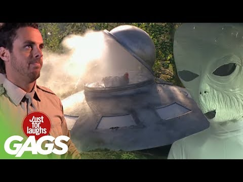 Science Fiction Galore Best Of Just For Laughs Gags