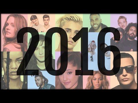 2016 ANTHEM (230+ songs Pop & EDM mashup) - Squiller