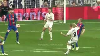 Real Madrid vs Barcelona 2 3 2017  All Highlights & Goals  2017 HD