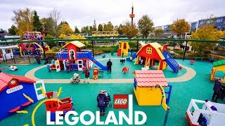 Legoland Monorail Ride