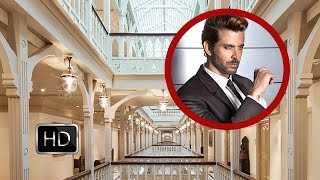 Hrithik Roshan House Inside Video