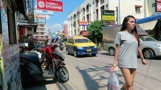 Soi Buakhao in the Daytime - Pattaya Vlog 148