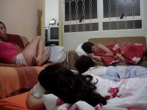 noite du pijama D