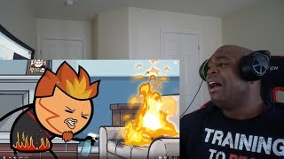 WHAT IS A FIRE WHISPERER LMAO!! - Try Not To Laugh Challenge #17