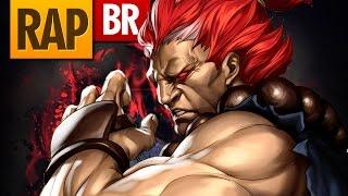 Rap do Akuma (Street Fighter) | Tauz RapTributo 30