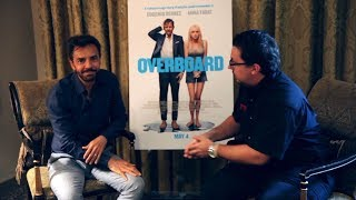 Cinemark interviews Eugenio Derbez for Overboard, in theatres May 4!