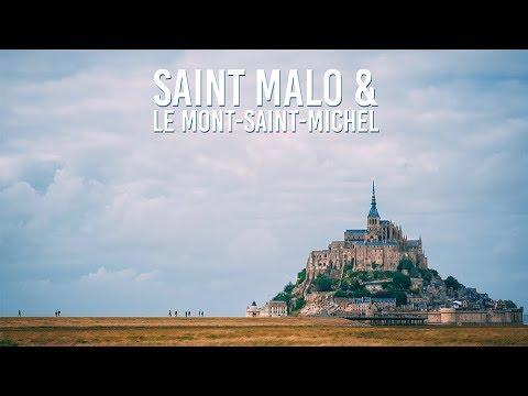 VLOG 9 SAINT MALO & LE MONT SAINT MICHEL