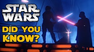 Did You Know Star Wars: The Empire Strikes Back - Easter Eggs, Trivia, Inspirations, and More!