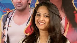 Anushka Shetty Giving Beauty Tips Pretty Girls - Size Zero Movie - Part1