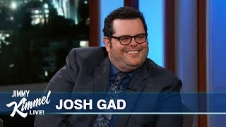 Josh Gad on Charlize Theron, Frozen 2 & Angry Birds 2