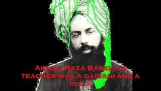 QADIANI ROOTS OF AHMAD RAZA KHAN BARELVI