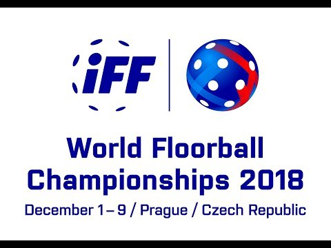 2018 Men's WFC - AUS v SVK (9-12:1)