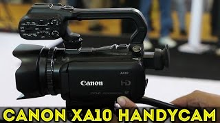 Canon XA10 HD Professional Camcorder : OverView