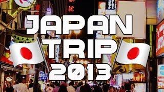Kran's Video Clips: Japan Summer Trip 2013