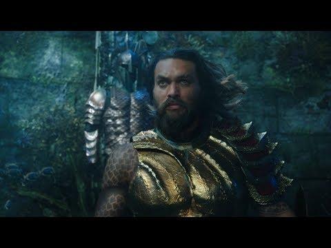 Aquaman - Official Trailer 1