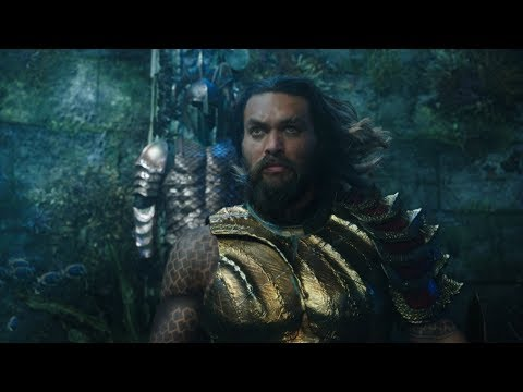 Xxx Mp4 Aquaman Official Trailer 1 3gp Sex