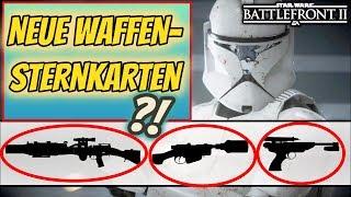 DIE NEUEN WAFFEN-STERNKARTEN?! Mace Windu News   Star Wars Battlefront II