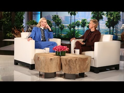 Cate Blanchett Guesses Her Co Stars Lips