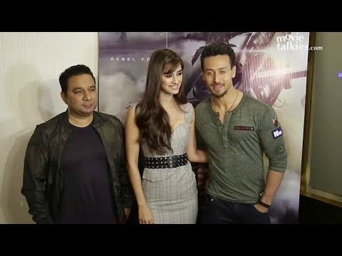 Xxx Mp4 Baaghi 2 Movie Promotion Tiger Shroff Disha Patani Ahmed Khan 3gp Sex