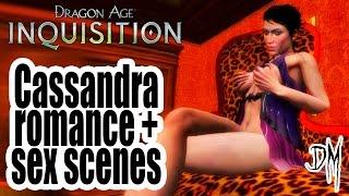 Dragon age :Inquisition - Cassandra romance and sex scenes