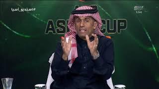 عبدالعزيز الهدلق - إذا أراد النصر أن يلعب في ملعب الجامعة عليه أن يجلس مع إدارة الهلال #أستديو_آسيا