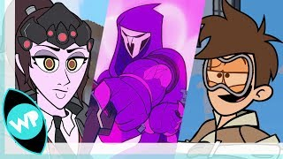 Top 10 Fan Made Overwatch Animations (2D Edition)
