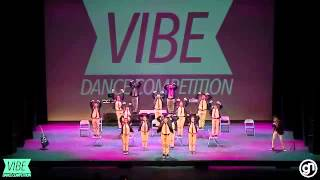 The Company(2nd place)VIBE DANCE COMPETITION