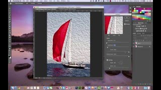 Photoshop's Oil Paint Filter is BACK!