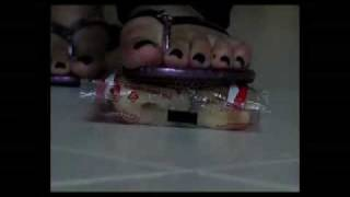 Y - Rosquillas Bag Crush - 300fps (with Sound)