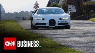 Bugatti's unbelievable story of beauty and bad business