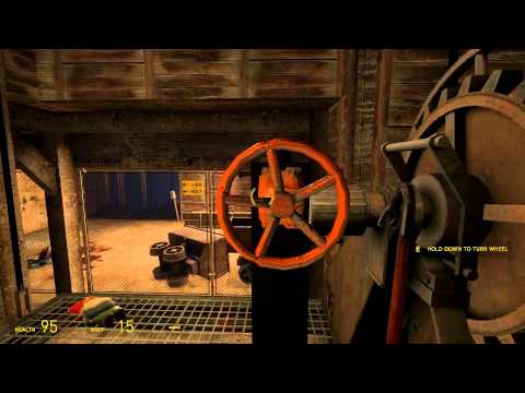 Half-Life 2 Episode Two Walkthrough Part 1 - To the White Forest