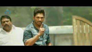 Sarrainodu Movie Theatrical Trailer    Tollywood Telugu Latest Movie 2016