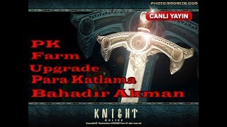 Knight Online Günlük 4 Gb Nasıl Kasılır ROSETTA KRALIYLA SOHBETLER