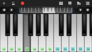 VIP Title song | Piano Cover | Perfect piano apk