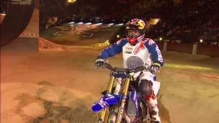 Tom Pages 2016 X Fighters Madrid Winning Run