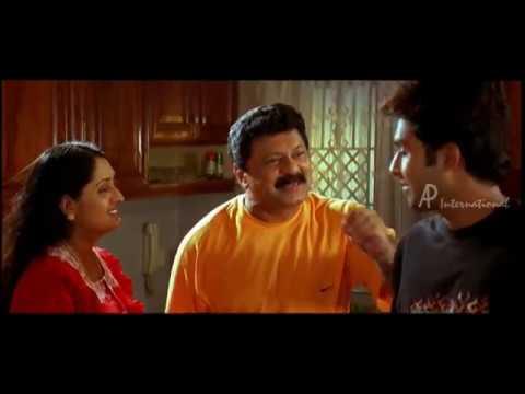 Malayalam Movie | Parayam Malayalam Movie | Jishnu Falls Love | with Bhavana