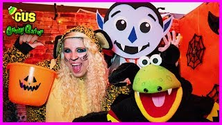 Halloween Songs for Children - Do you want to Trick or Treat Nursery Rhyme!