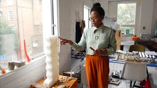 Interview with Anthea Hamilton
