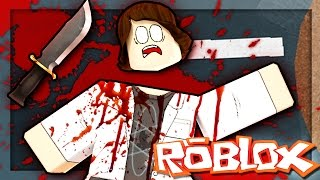 Roblox Adventures - WHO IS THE MURDERER?! (Roblox Murder Mystery)