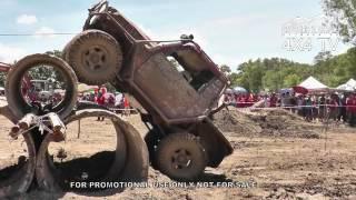 Sabah 4X4 Challenge - By; K'NetH De CrockeR (2004-2014 video preview)